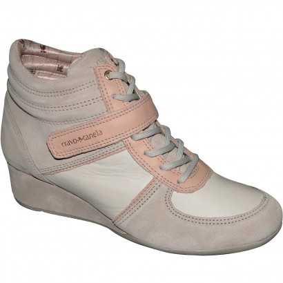 Sneakers Cravo E Canela Ref.90102