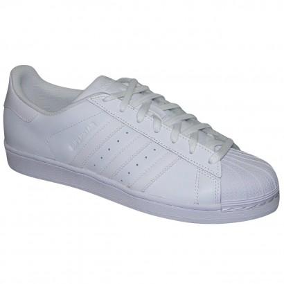 2a02e35c8 Tenis Adidas Superstar B27136 - Branco Branco - Chuteira Nike ...