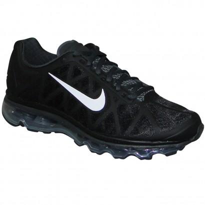 f23fa6b845 TENIS NIKE AIR MAX 2011 + 684530 010 - PRETO PRATA - Chuteira Nike ...