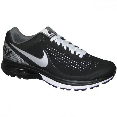 16e478ac24399 Tenis Nike Air Max Supreme 2 633024 010 - Preto/Prata - Chuteira Nike,  Adidas. Sandalias Femininas. Sandy Calçados
