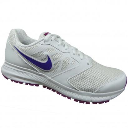 d76be80c8ae Tenis Nike Downshifter 6 684771 112 - Branco Uva - Chuteira Nike ...