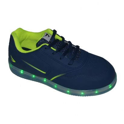 Tenis Ortope Color Led