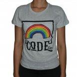 Baby Look Code Rainbow