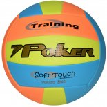 Bola Poker Training Neon Volei