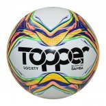 Imagem - Bola Topper Samba Pro Society cód: 020982