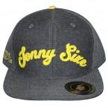 Bone Jonny Size Gray Asphalt