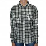 Camisa Code Flanela Cross Feminina