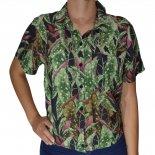 Camisa Code Garden Feminina