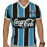 Camisa Gremio G65015 Retro Coca Cola