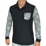Camisa Polo Vida Marinha CP3374 ML