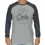 Camiseta Code Authentic ML