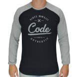 Camiseta Code Authentic ML