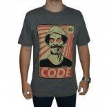 Camiseta Code Dead