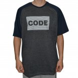 Camiseta Code Everything Big Size