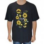 Imagem - Camiseta Code Floral cód: 022420
