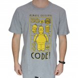 Camiseta Code Fun