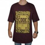 Camiseta Code Gold Big Size