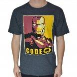 Camiseta Code Iron