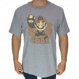 Camiseta Code Mushroom
