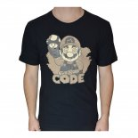Camiseta Code Mushroom Juvenil