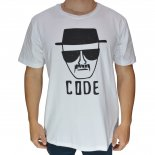 Camiseta Code Mustache
