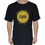Camiseta Code Shock