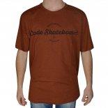 Camiseta Code Skate Everything