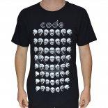 Imagem - Camiseta Code Skull cód: 022004