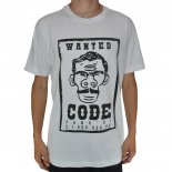 Camiseta Code Wanted