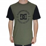 Camiseta DC Slim Work
