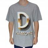 Imagem - Camiseta Diamond Gloss Tee cód: 023115