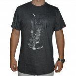 Camiseta Element Pushin Tree Barbeshop
