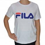 Imagem - Camiseta Fila Basic Letter Feminina cód: 021430