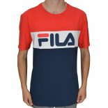Imagem - Camiseta Fila Letter cód: 021368