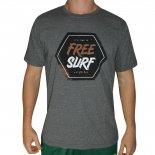 Camiseta Free Surf Big Size Bali