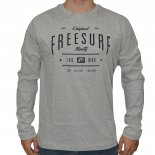 Camiseta Free Surf Freedom ML