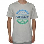 Camiseta Free Surf Gold