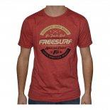 Camiseta Free Surf Gold Juvenil
