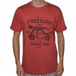 Camiseta Free Surf Hawaii Trip