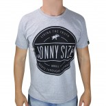 Imagem - Camiseta Jonny Size Recorte Escudos cód: 839