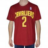 Camiseta NBA Cavaliers Irving 2 Nb0250001