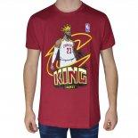 Camiseta NBA Cavaliers James King Nb0251002