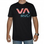 Camiseta RVCA Chopped VA