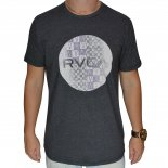 Camiseta Rvca Motors Mix