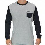 Camiseta Vida Marinha Cm3303 ML
