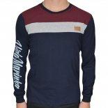 Camiseta Vida Marinha CMI3312 ML Infantil