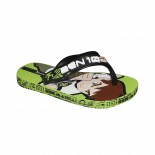 Chinelo Ben10 Power 25538 Infantil