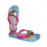 Chinelo Ipanema Barbie Pop 25906