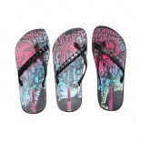 Chinelo Monster High Par de 3 Infantil 25685