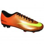 7a851a5ad2cf7 Chuteira Kelme Champion 7730 - PRATA VERMELHO - Chuteira Nike ...